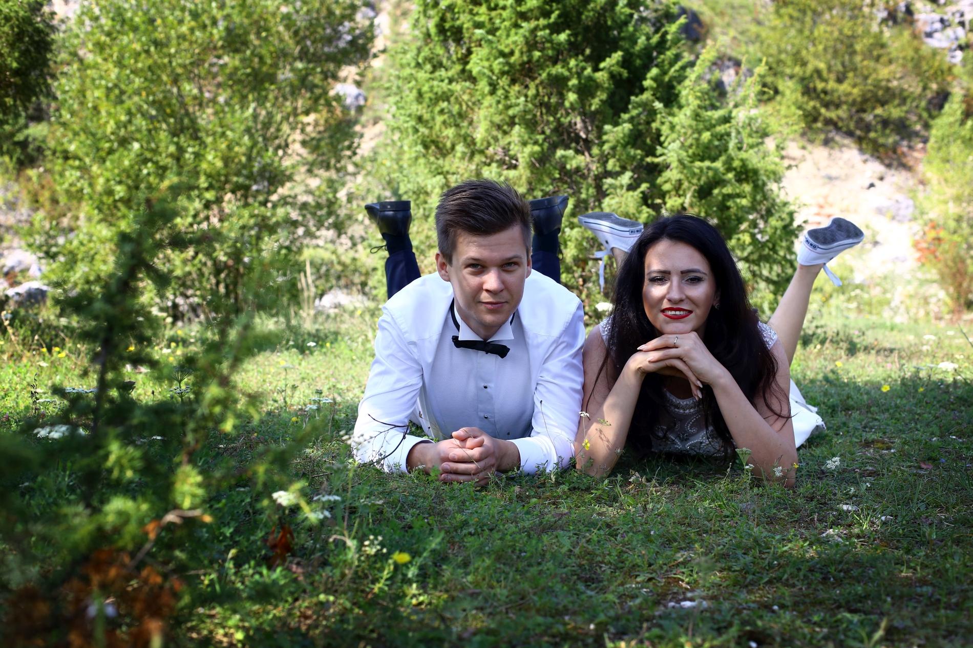 Sesje nowożeńców