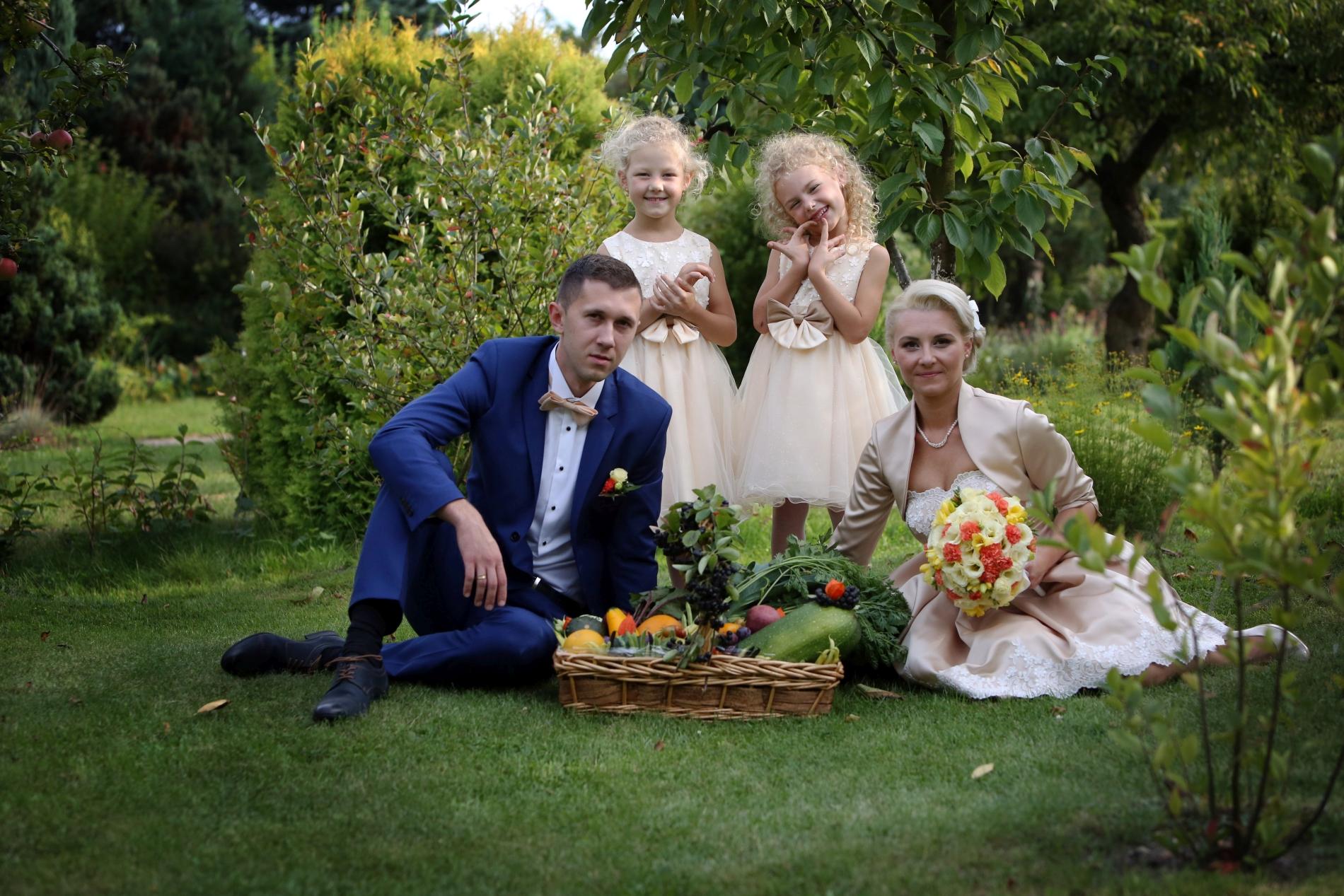 Zdjęcie rodziny w plenerze Studio Oscar